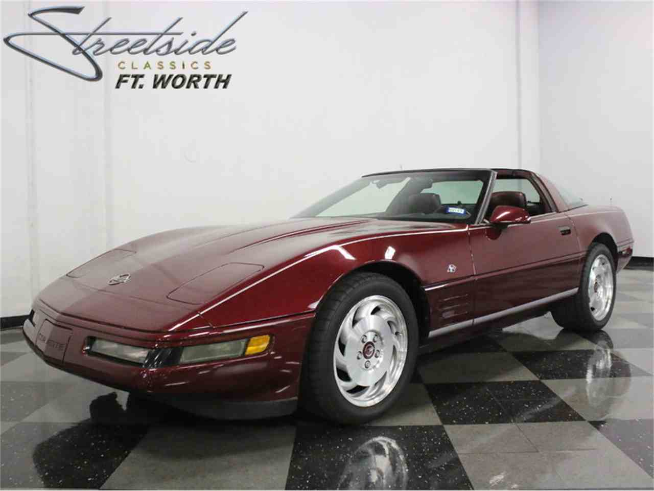 Large Picture of '93 Corvette - LTY7