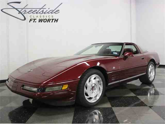 Picture of '93 Corvette Offered by Streetside Classics - Dallas / Fort Worth - LTY7