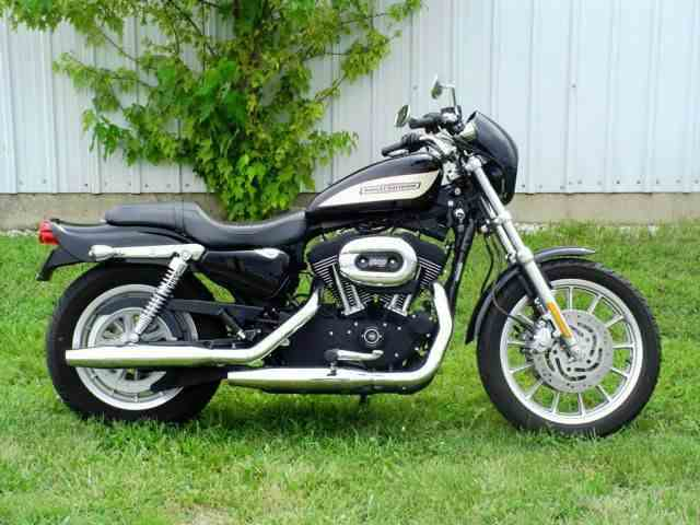 Picture of '07 Harley-Davidson Sportster XL1200R located in Illinois Offered by Heartland Classics - LNZI