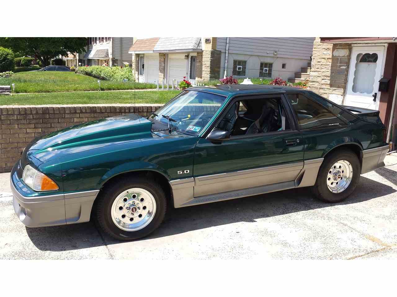 Large Picture of '92 Mustang GT - LTZ0