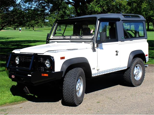Picture of 1997 Land Rover Defender - LTZG