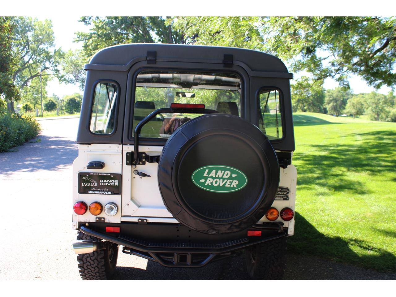 Large Picture of '97 Defender - LTZG