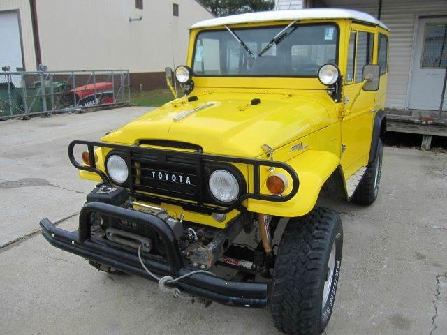 Picture of Classic '66 Toyota Land Cruiser FJ Offered by  - LNZK