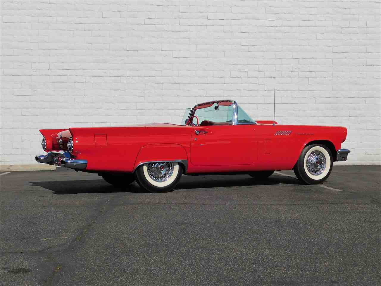Large Picture of '57 Thunderbird - LTZQ