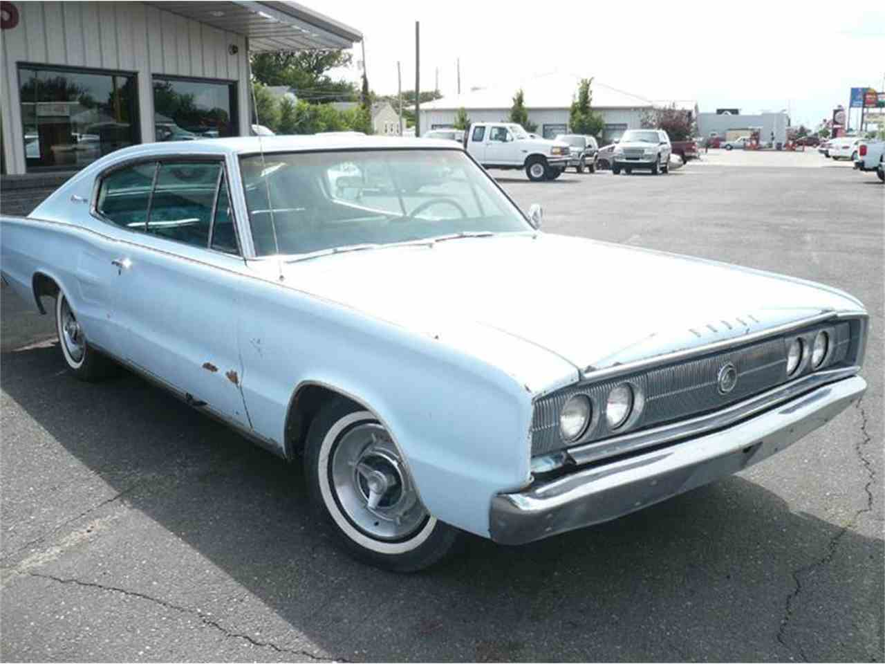 Large Picture of Classic '66 Dodge Charger Offered by Steve's Auto Sales Inc. - LTZS