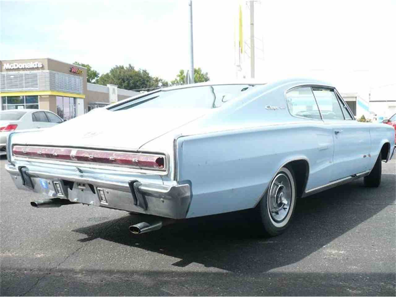 Large Picture of Classic '66 Charger located in Nebraska Offered by Steve's Auto Sales Inc. - LTZS