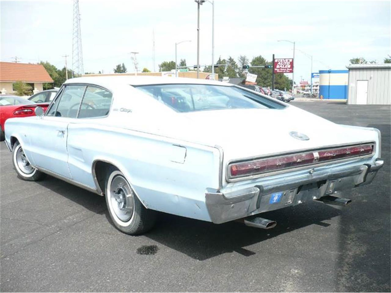 Large Picture of '66 Charger - LTZS