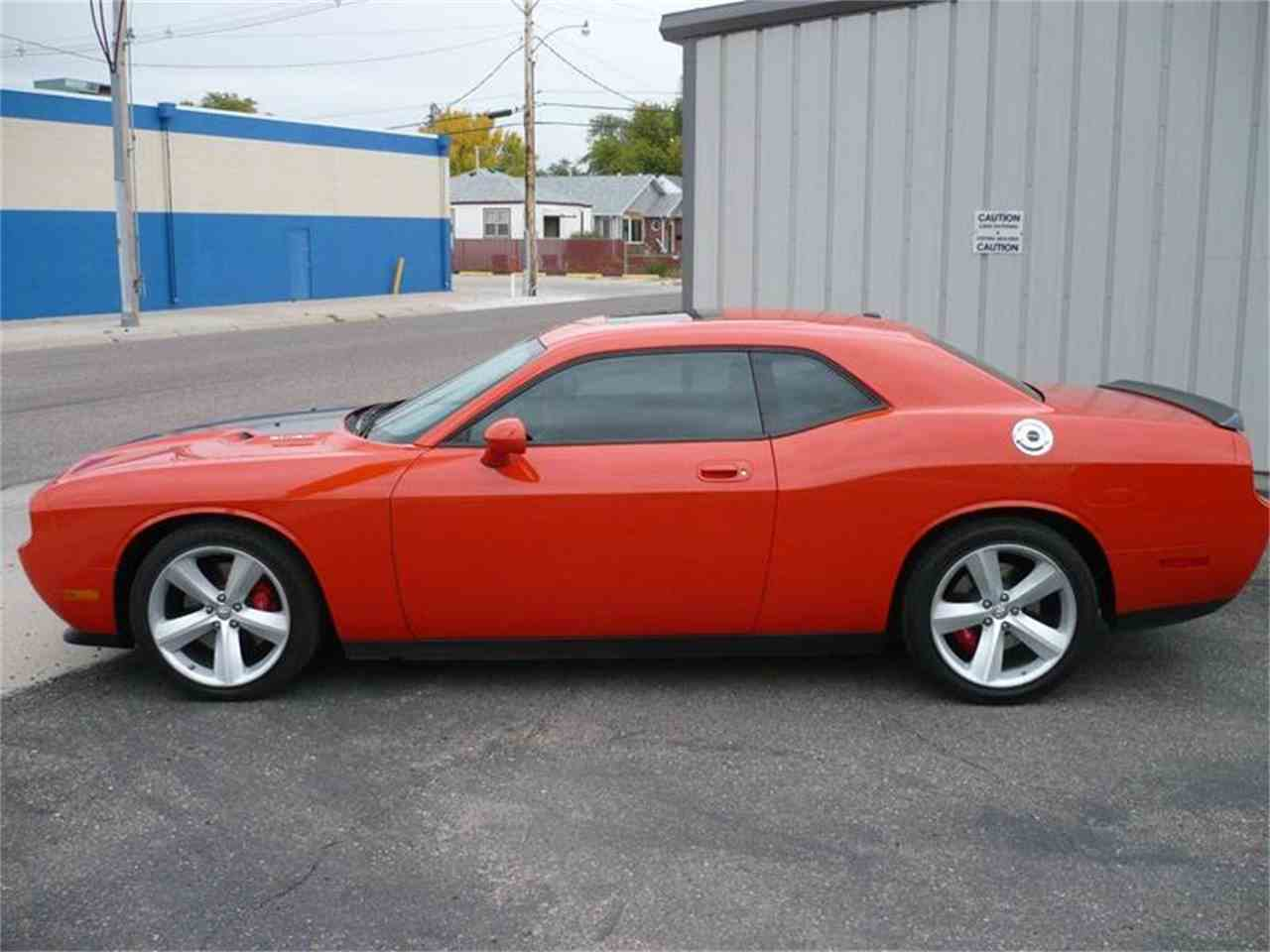 Large Picture of '08 Challenger - LTZX