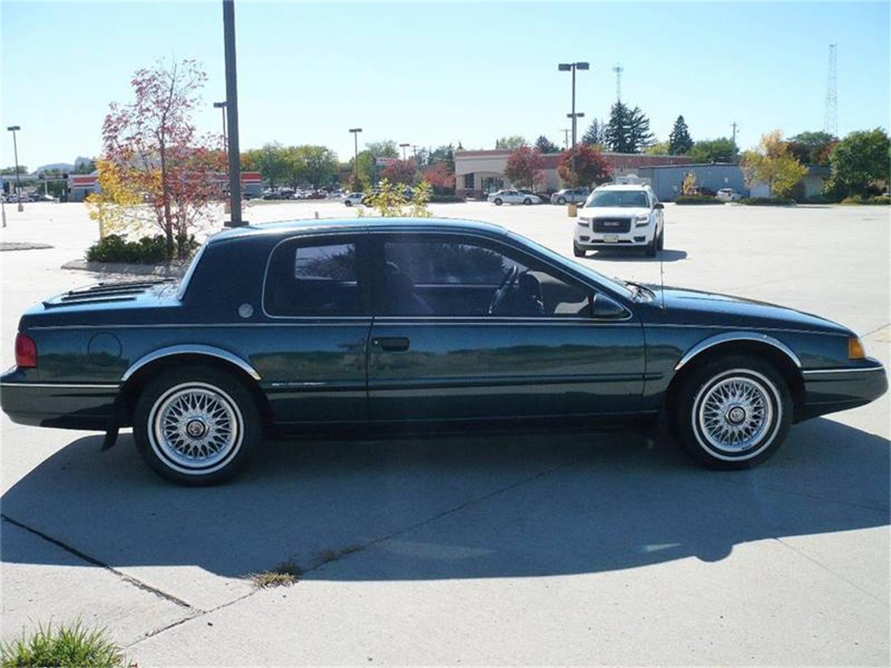 Large Picture of '92 Cougar - LTZZ