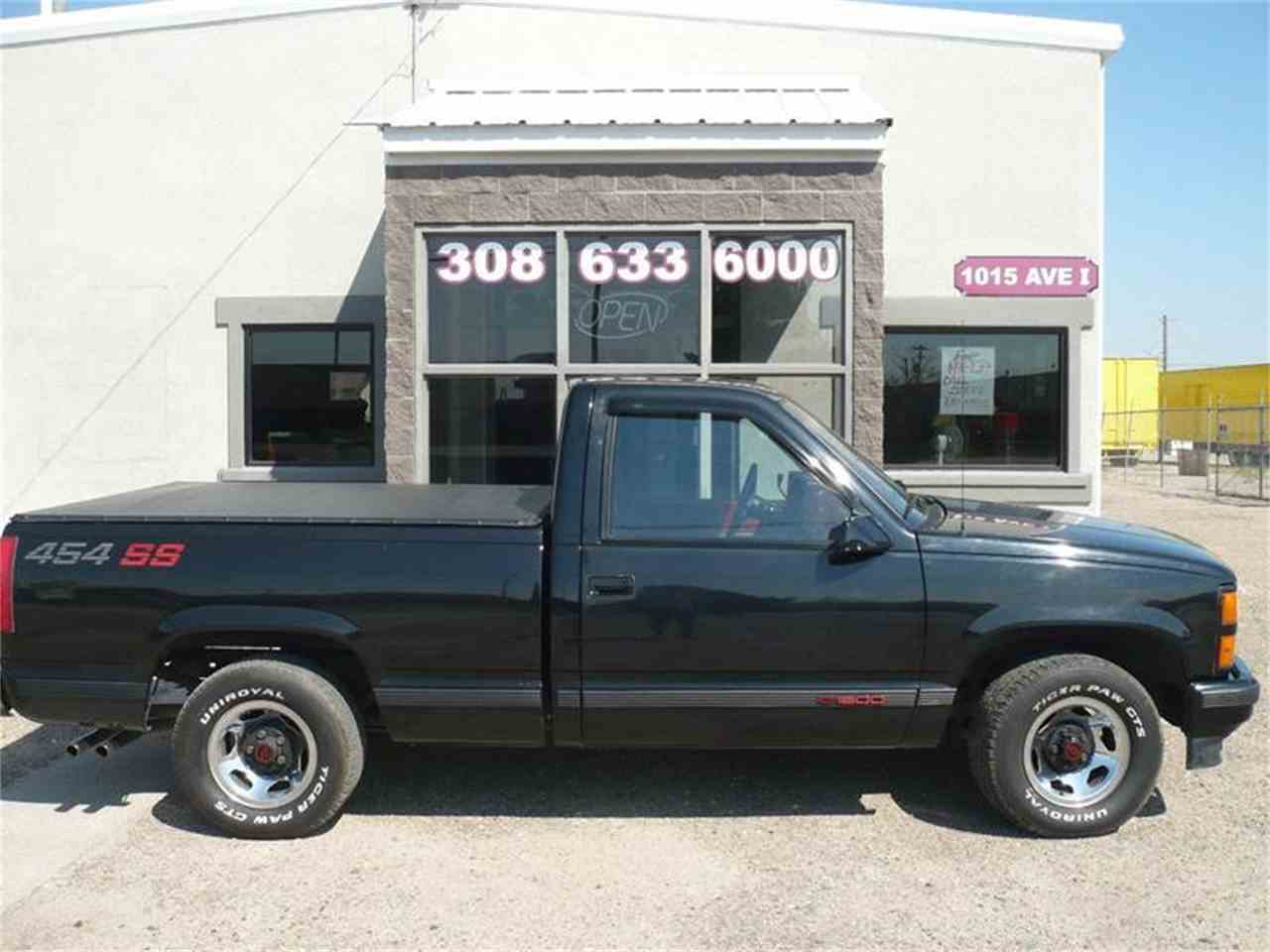 Large Picture of 1990 C/K 1500 - $20,500.00 - LU03