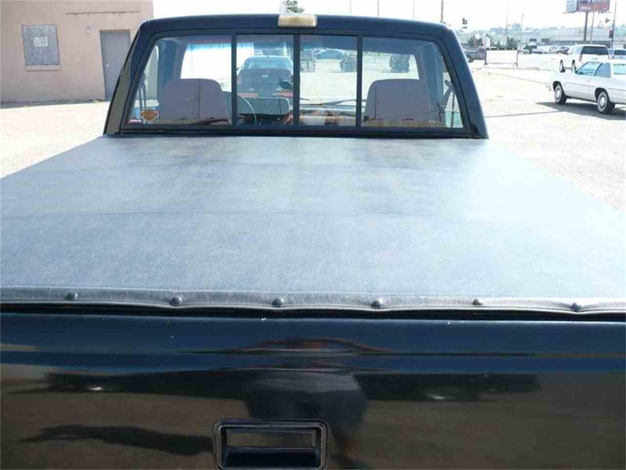 Large Picture of '90 Chevrolet C/K 1500 located in Nebraska - $20,500.00 - LU03