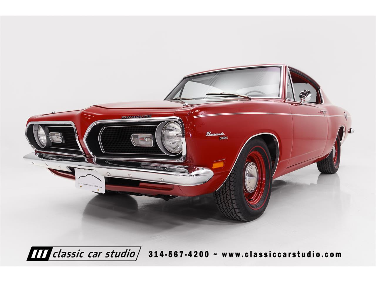 Large Picture of '69 Barracuda - LNZN