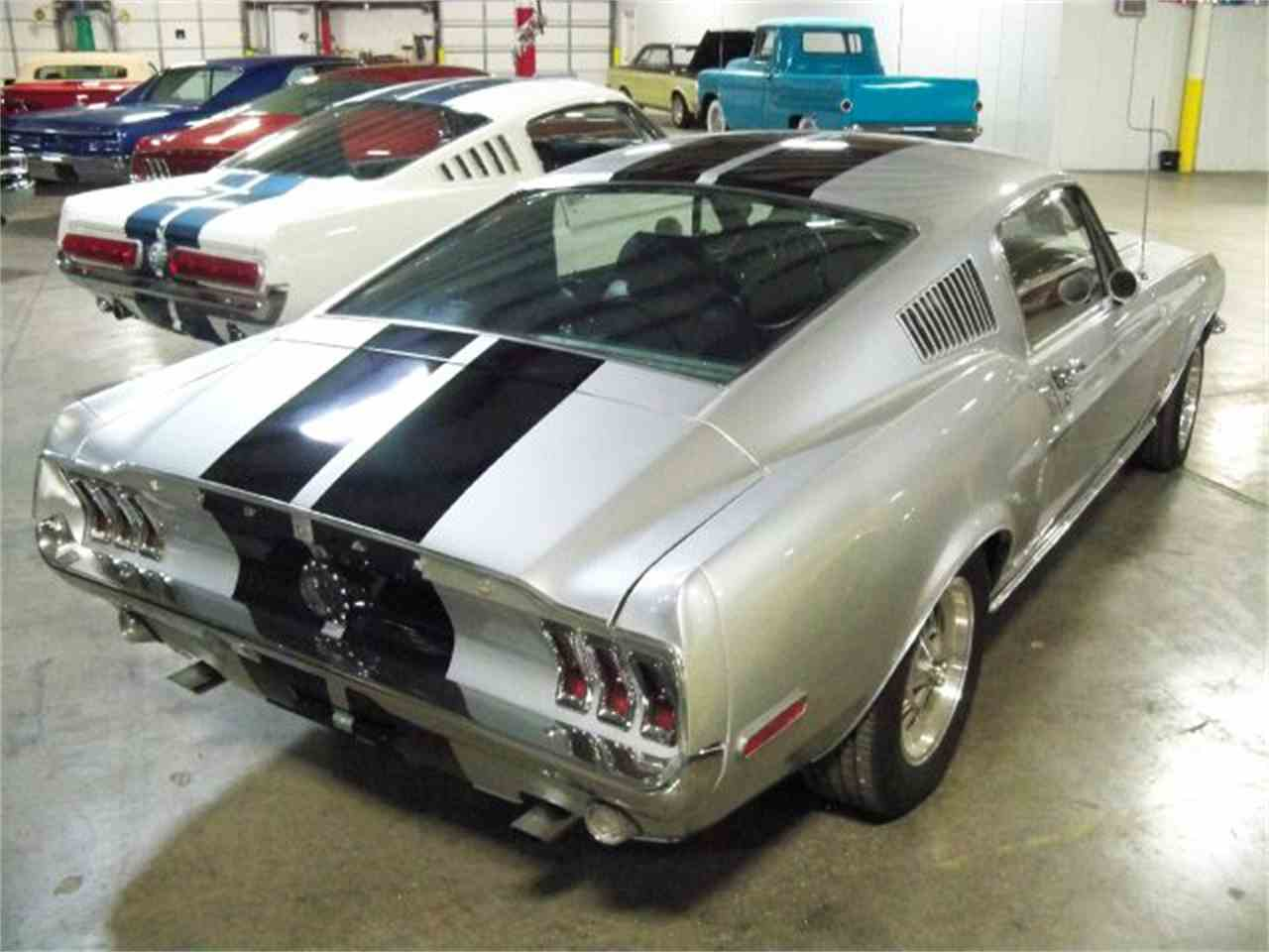 Large Picture of '68 Mustang - LNZO