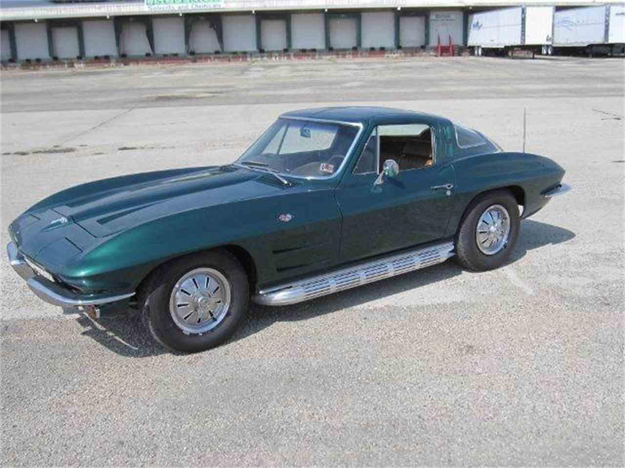 Large Picture of '64 Corvette - LNZU