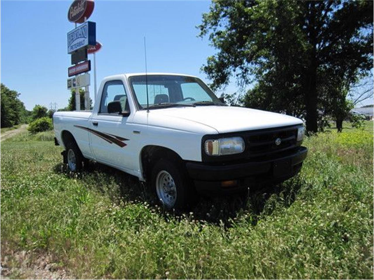 Large Picture of 1994 Mazda B-Series Pickup - LO00