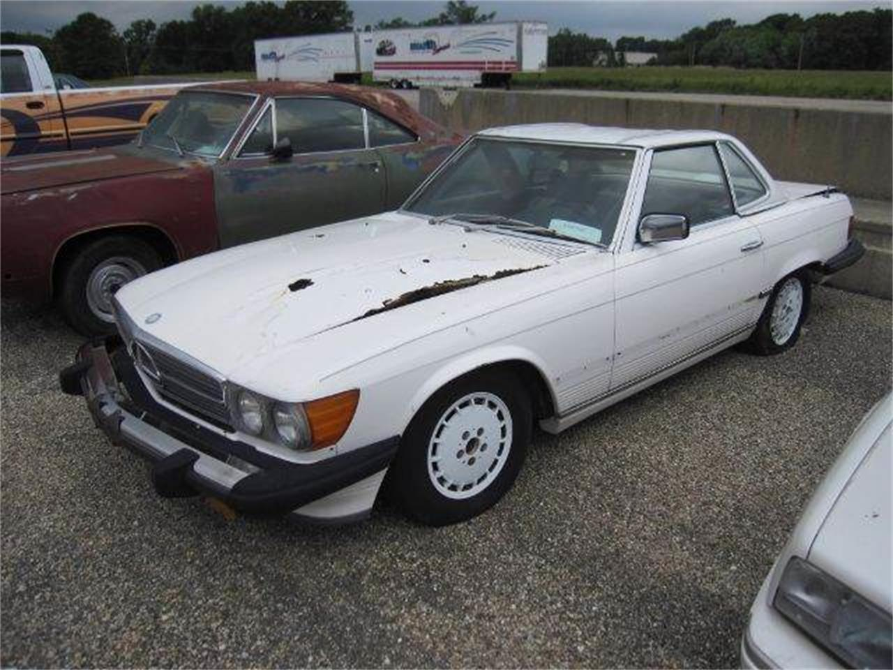 Large Picture of '76 450SL - LO01