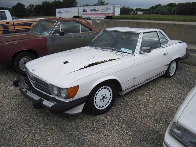 Picture of '76 Mercedes-Benz 450SL - $3,995.00 Offered by  - LO01