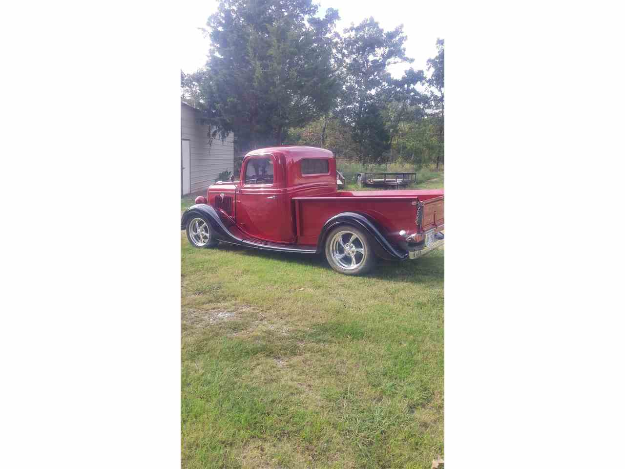 Large Picture of '35 Pickup - LU4V