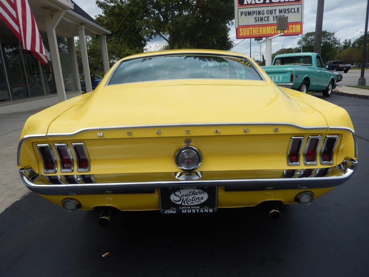 Large Picture of '68 Mustang GT - LU4W