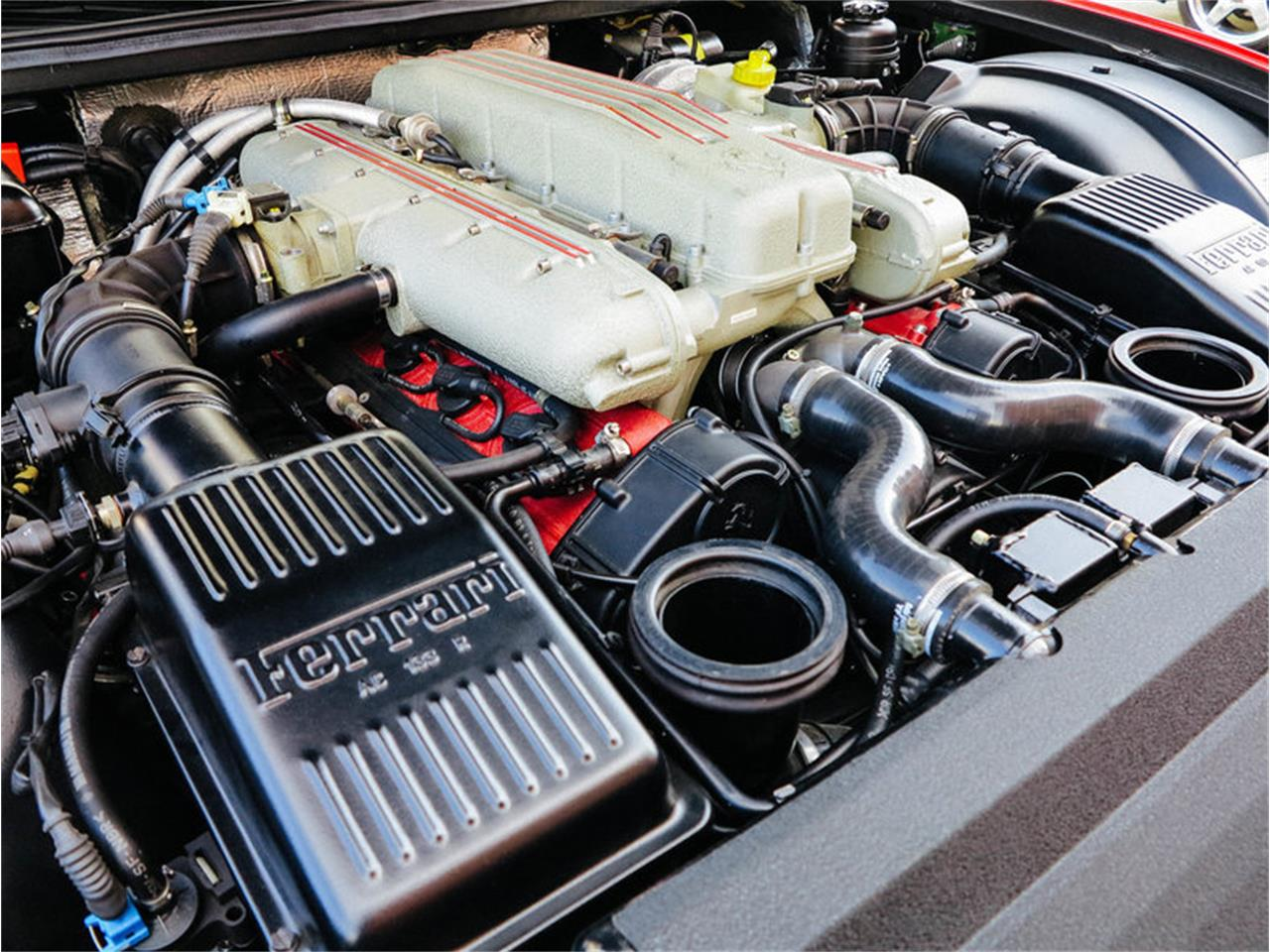 Large Picture of '00 550 Maranello - LU54