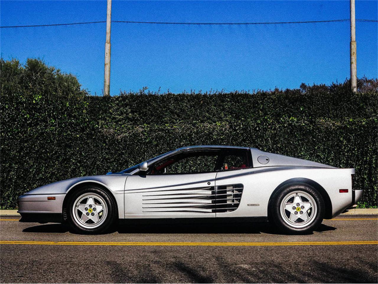 Large Picture of '91 Testarossa - LU55