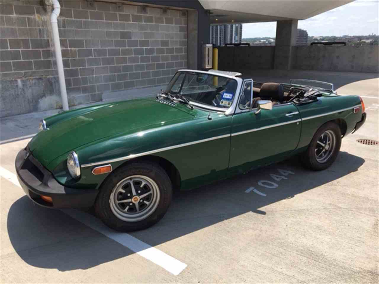 Large Picture of 1977 MG MGB located in Texas - $3,500.00 Offered by a Private Seller - LU57