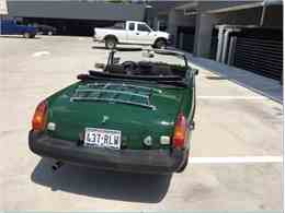 Picture of '77 MGB located in Texas - $3,500.00 - LU57