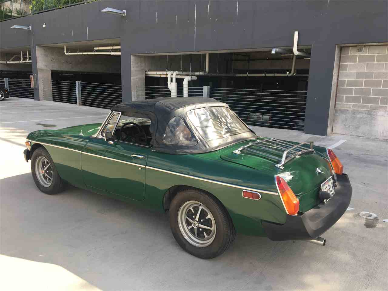 Large Picture of '77 MG MGB - $3,500.00 Offered by a Private Seller - LU57