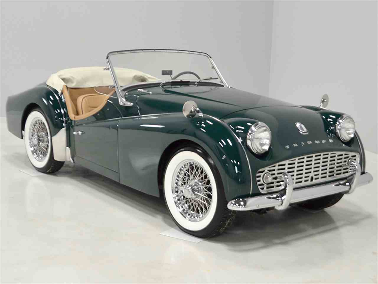 Large Picture of '61 TR3A - LU5F