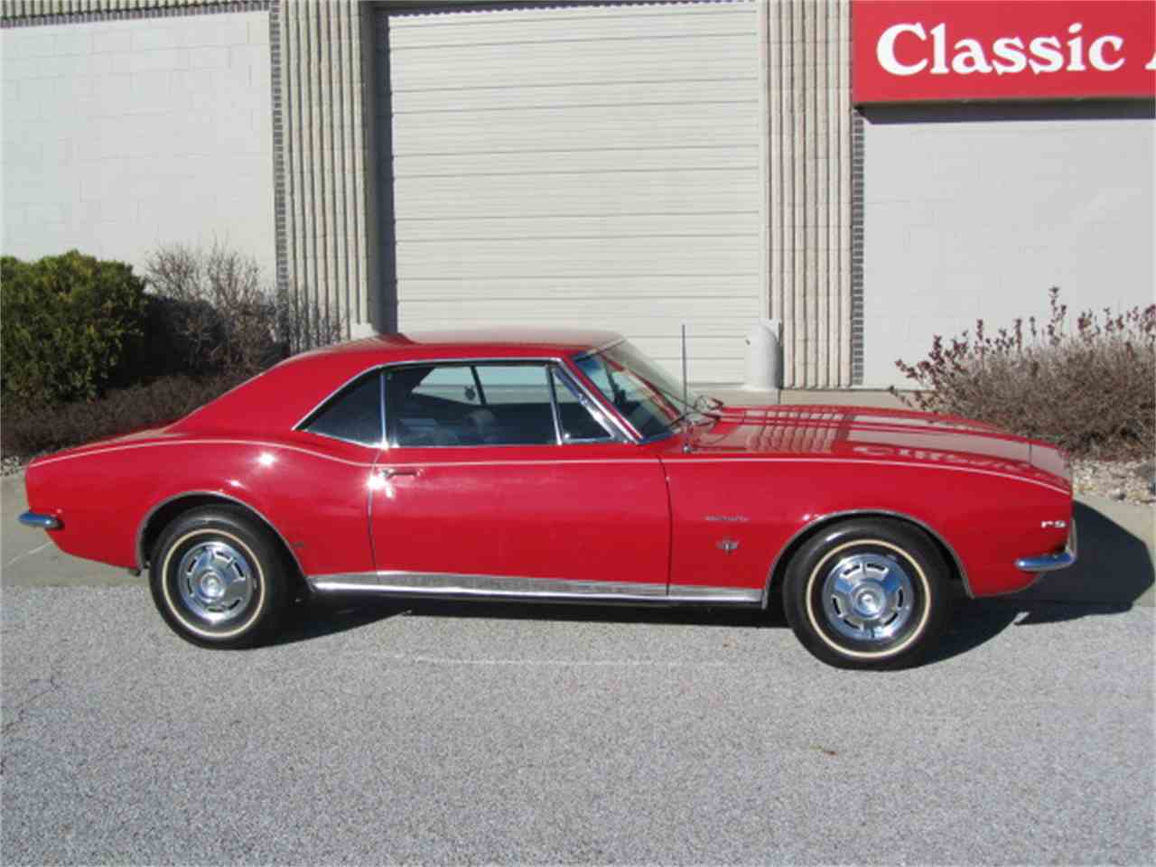 Large Picture of '67 Camaro RS - LU5H