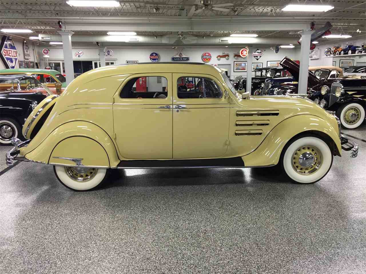 Large Picture of '34 Chrysler Airflow Auction Vehicle Offered by Smith Auctions LLC - LU5P