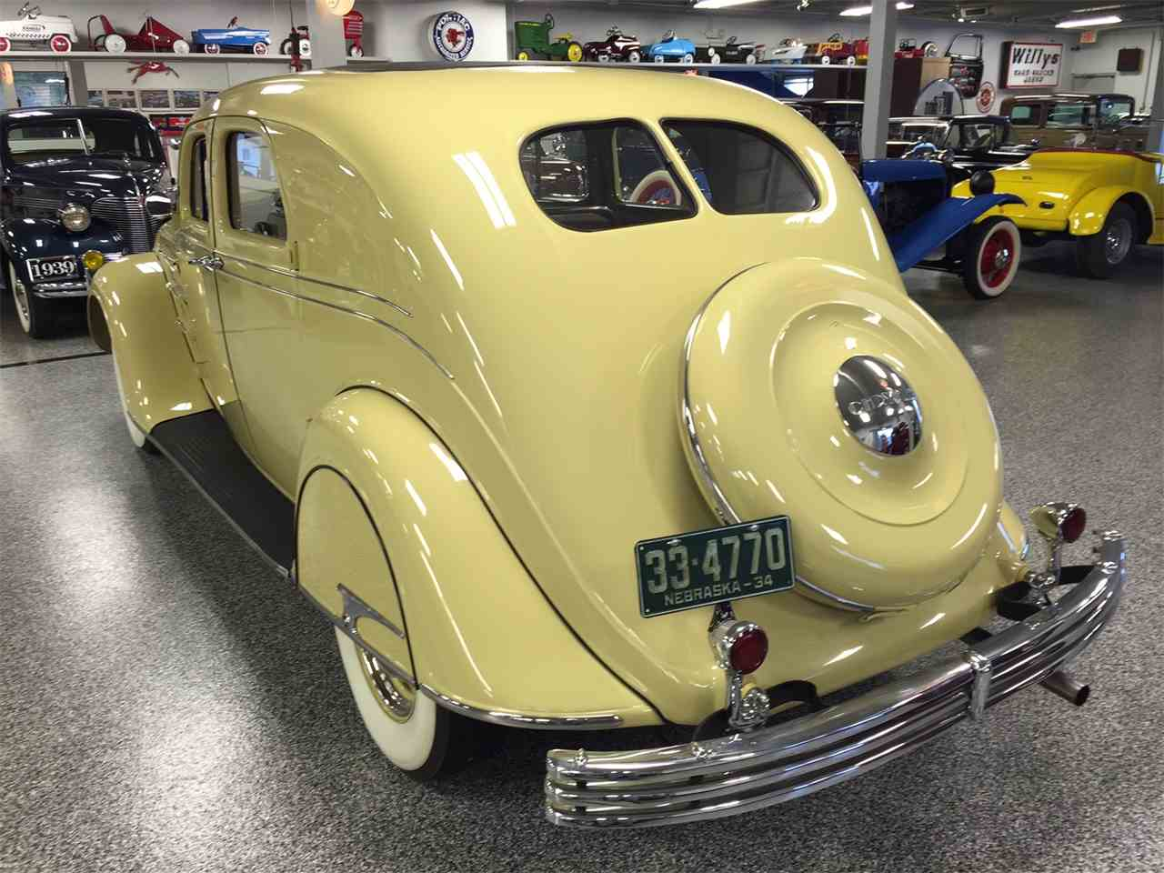Large Picture of 1934 Chrysler Airflow - LU5P