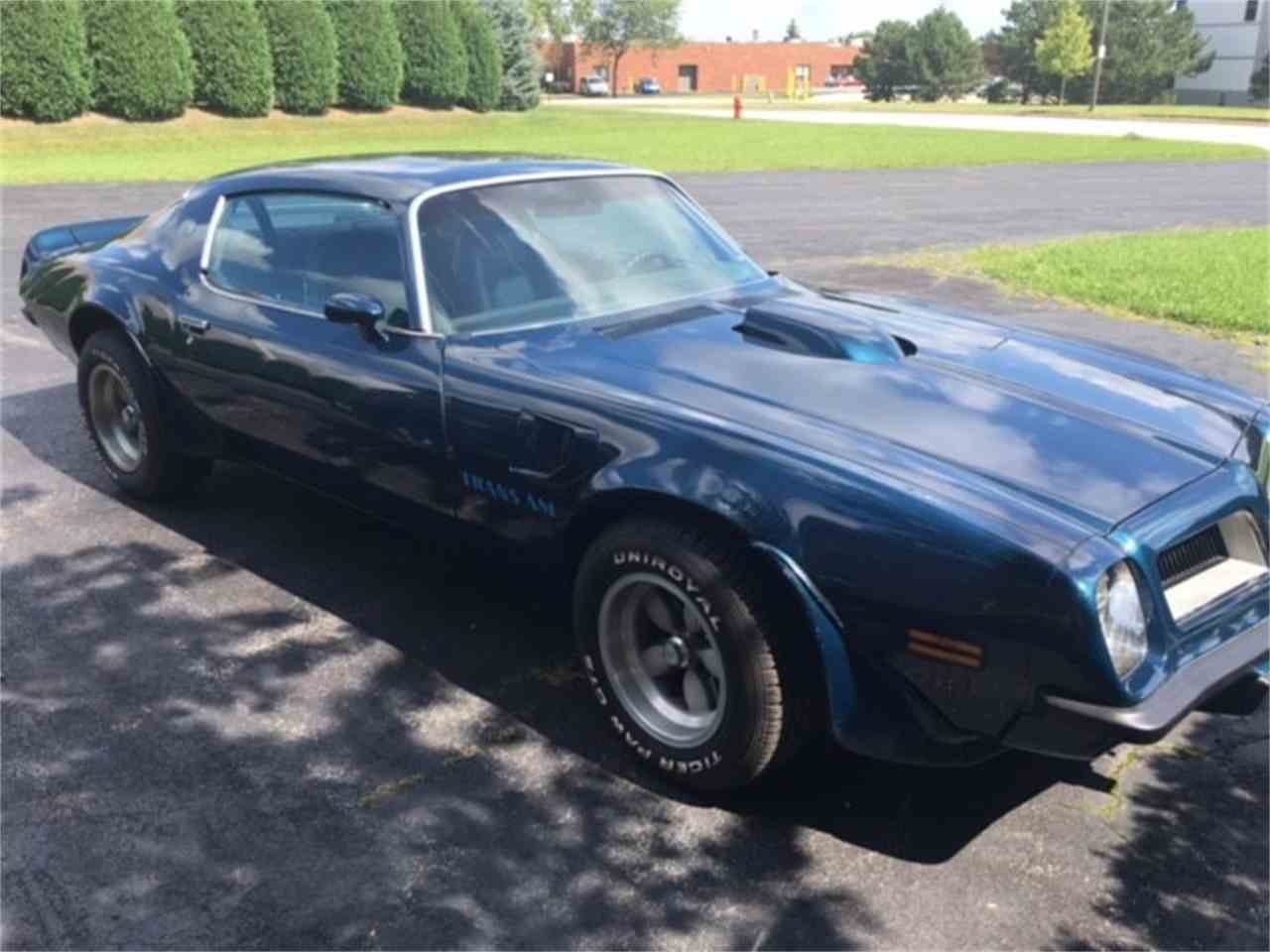 Large Picture of '74 Firebird Trans Am - LU5S