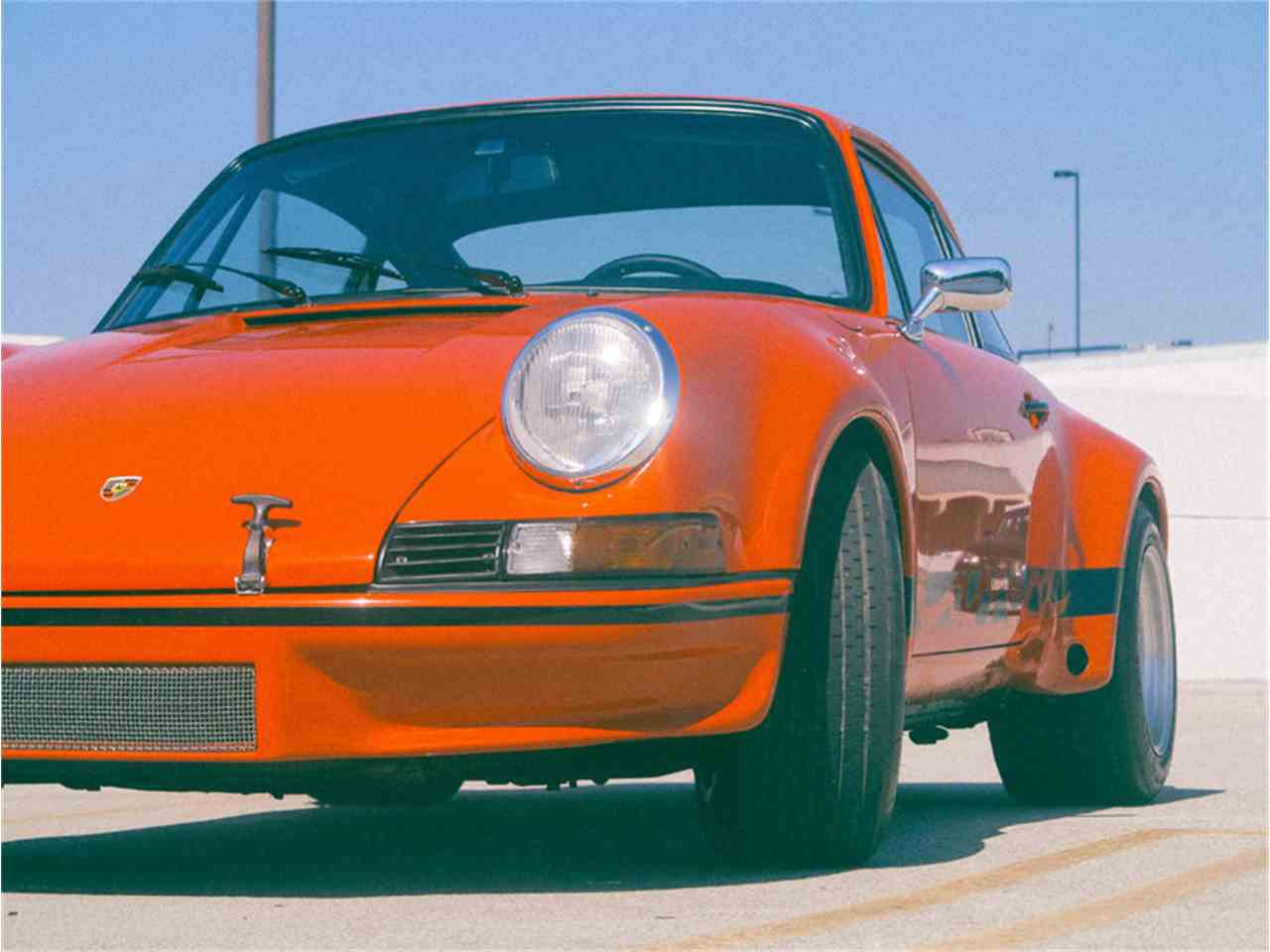 Large Picture of '73 911 - LU62