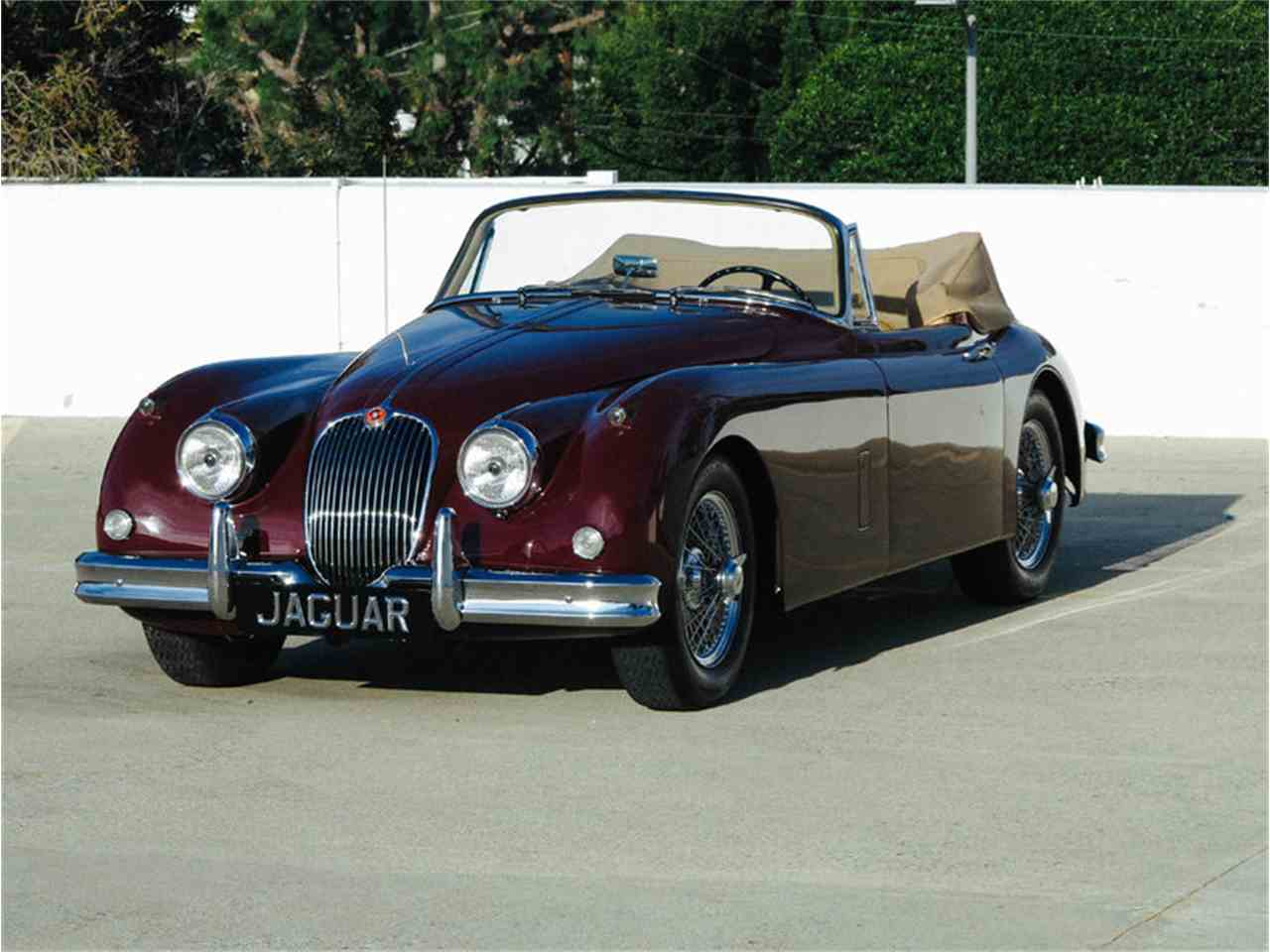 red market cars jaguar for sale classic front en driver xk
