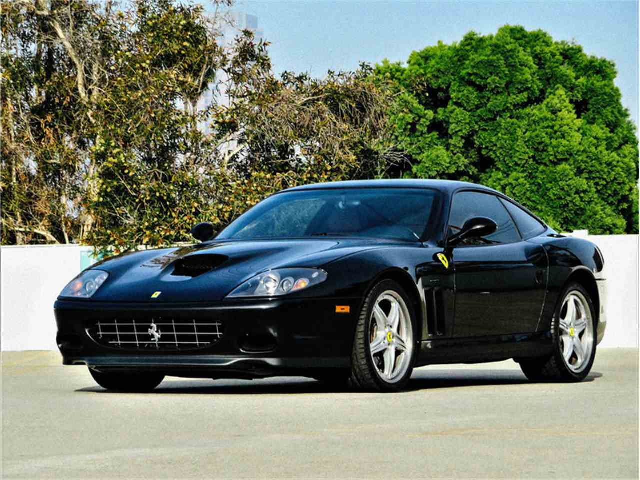 Large Picture of '04 575M Maranello - LU65
