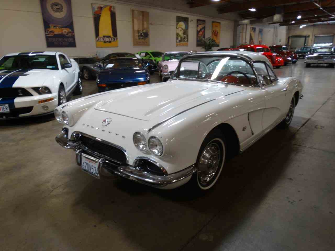 Large Picture of Classic '62 Corvette Offered by Crevier Classic Cars - LU6L