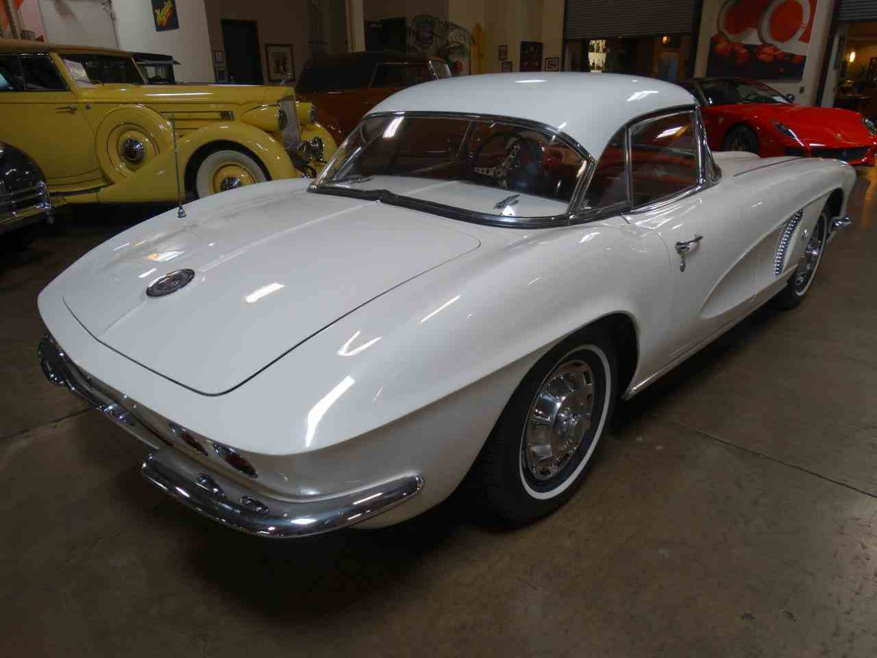 Large Picture of Classic '62 Corvette located in California - $69,900.00 - LU6L