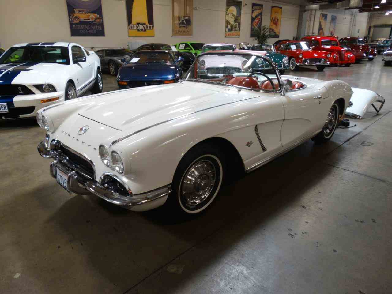 Large Picture of 1962 Corvette located in California Offered by Crevier Classic Cars - LU6L