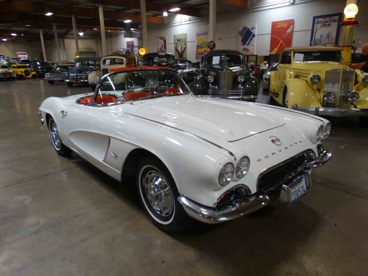 Large Picture of Classic '62 Corvette - LU6L