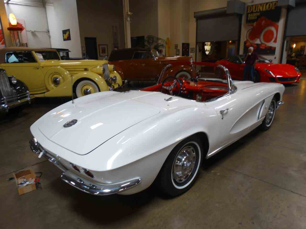 Large Picture of '62 Chevrolet Corvette located in California - $69,900.00 Offered by Crevier Classic Cars - LU6L