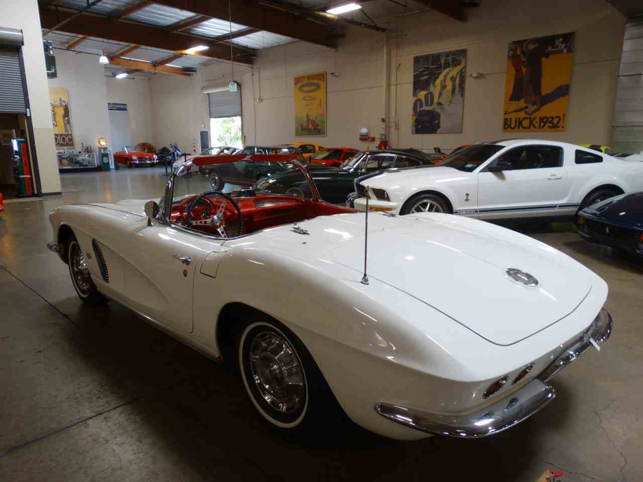 Large Picture of 1962 Chevrolet Corvette located in Costa Mesa California - LU6L