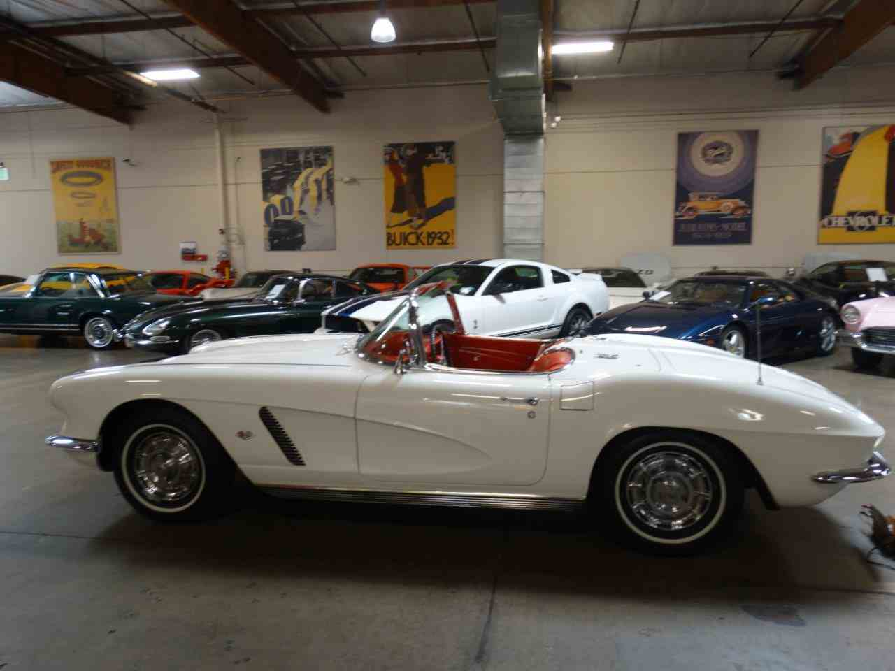 Large Picture of '62 Corvette Offered by Crevier Classic Cars - LU6L