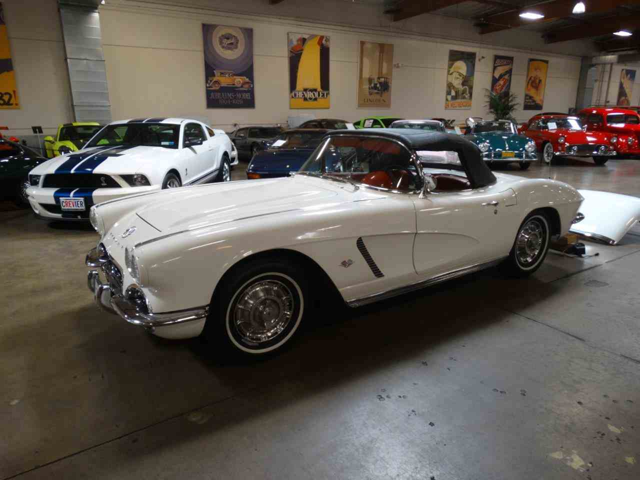 Large Picture of 1962 Chevrolet Corvette - $69,900.00 Offered by Crevier Classic Cars - LU6L