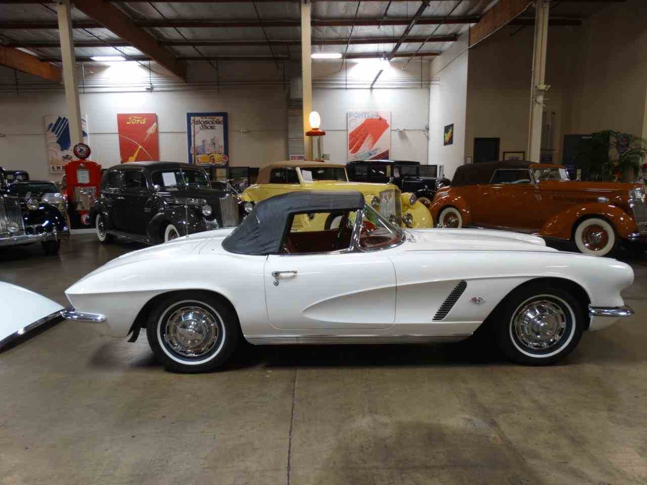 Large Picture of '62 Chevrolet Corvette - LU6L