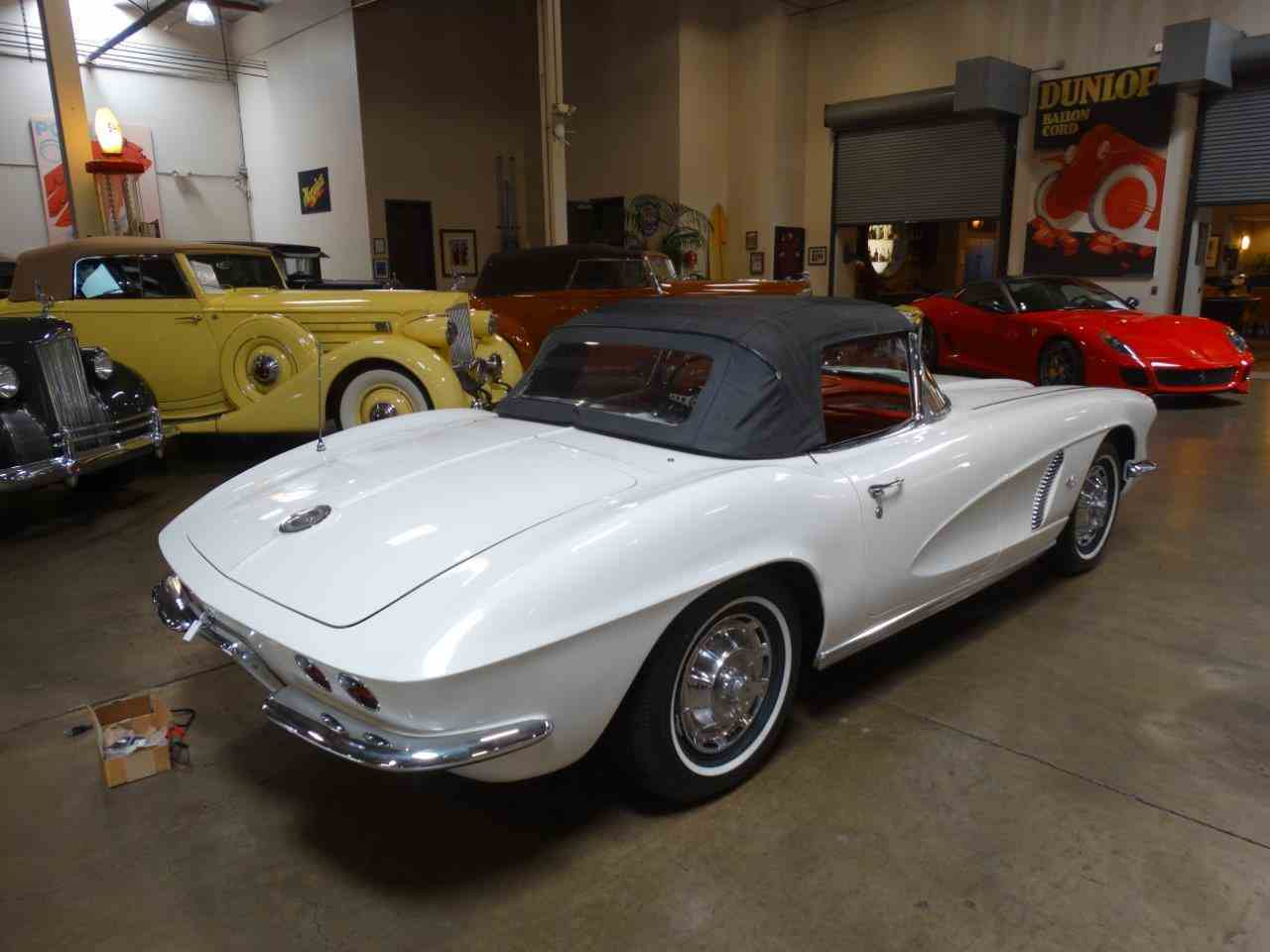 Large Picture of Classic '62 Corvette located in Costa Mesa California - LU6L