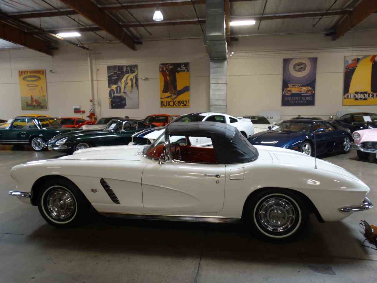 Large Picture of 1962 Chevrolet Corvette located in Costa Mesa California - $69,900.00 - LU6L