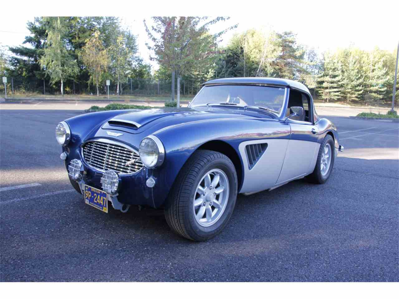 Large Picture of '59 Austin-Healey 3000 Mark I BN7 located in Oregon Offered by a Private Seller - LU6O