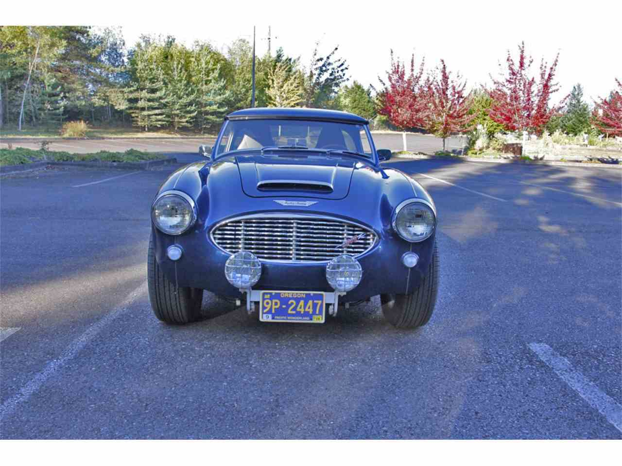 Large Picture of '59 Austin-Healey 3000 Mark I BN7 - $45,000.00 Offered by a Private Seller - LU6O
