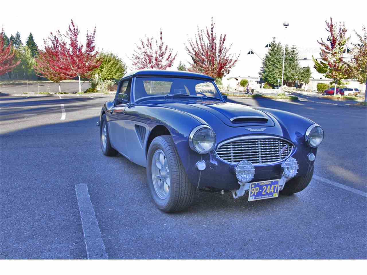 Large Picture of Classic '59 Austin-Healey 3000 Mark I BN7 - $45,000.00 Offered by a Private Seller - LU6O